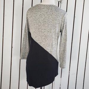 Market & Spruce Tops - NWT Market & Spruce colorblock blouse size S